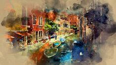 Watercolor Photoshop Action Tutorial by Sevenstyles – Hildur.K.O