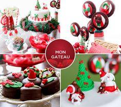 Doces de Natal - Bolos e cupcakes da Mon Gâteau