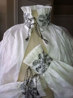 Elizabethan Noble Women's Shirt by DesignsFromTime on Etsy, $225.00