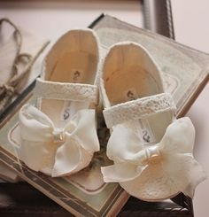 This shop is amazing i love love love everything they sell baby girl shoestoddler girl shoes soft soled shoes wedding shoes flower girl shoes cream shoes lace shoes summer shoes charmaine mightylinksfo Choice Image