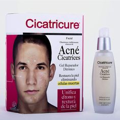Cicatricure Visibly Decreased Facial Acne Marks, Scars, Repairing Dermal Gel. Restores the Skin, Removes Dead Cells. Unifies the Tone and Texture of the Skin *** This is an Amazon Affiliate link. Visit the image link more details.