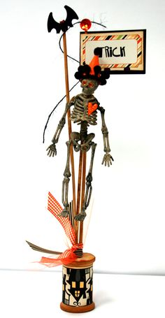 Great easy skeleton project to put together!
