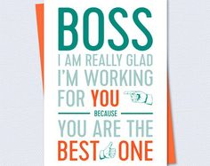 happy boss s day thank you card happy boss s day national boss s