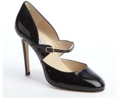 Charles by Charles David Black patent leather 'Valencia' mary jane pumps on shopstyle.com