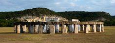 Stonehenge II near Kerrville Texas