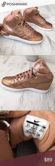 NIKE Sneaker Son of Force ROSE GOLD
