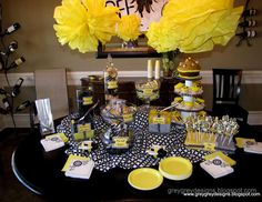 What's It Gonna BEE? Gender Reveal Party