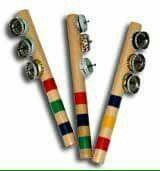 Jingle Sticks: Children's Music by Nancy Stewart - Homemade Instruments Instrument Craft, Homemade Musical Instruments, Making Musical Instruments, Preschool Music, Music Activities, Music For Kids, Diy For Kids, Music Crafts, Music Classroom