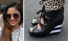 Hawaii goes New York : Shoemocracy – In Shoes We Trust Scouts, Hawaii, Trust, New York, Tote Bag, Bags, Fashion, Handbags, Moda