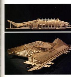 Không có mô tả ảnh. Architecture Student, Architecture Design, Timber Structure, Site Plans, Concept, Design Museum, Projects, Building, Sketches