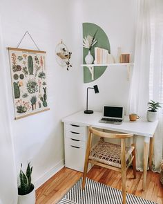 Study Room Decor, Room Inspiration, Aesthetic Room Decor, Room Ideas Bedroom, Home, Cheap Home Decor, Interior, Home Office Decor, Home Decor
