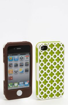 Tech Candy 'Barcelona' iPhone 4 Case (3-Piece Set) | Nordstrom