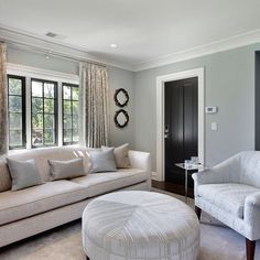 Benjamin Moore Beach Glass Design Ideas, Pictures, Remodel and Decor