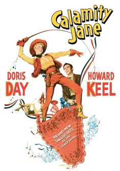 Doris Day movies Calamity Jane