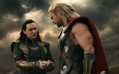 What's interesting about this is.....Loki's supposedly untrustworthy in  this senecio, but he totally proved trustworthy!
