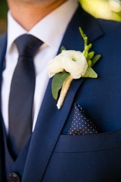 From colorful gingham, to silky florals, to polka dots (!!) we've rounded up unique pocket squares from the Groom.