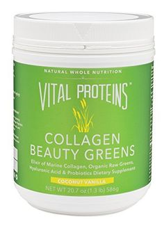Vital Proteins Collagen Beauty Greens by Vital Proteins V...