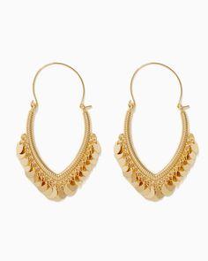 charming charlie | Bollywood Princess Earrings | UPC: 410007428705 #charmingcharlie