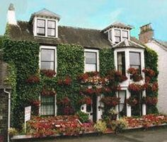 Rockhill Guest House, Moffat, Dumfries & Galloway, Scotland. Holiday, travel, breakfast, relax, cycling, walking.