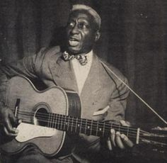 The man: Lead Belly