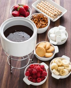 """How to """"Do Fondue"""" - The Kitchenthusiast"""