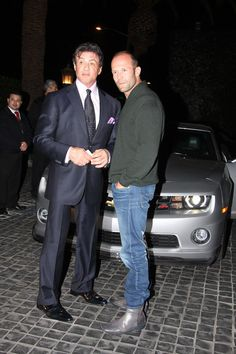 Jason Statham Photo - Sylvester Stallone at Ciccones in Los Angeles