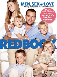 Chris O'Donnell Talks About His Five Kids (PHOTOS)