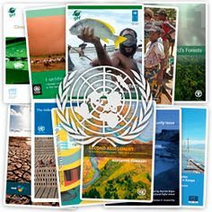 UN Documentation Centre on Water and Sanitation website