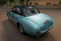 1954 ALFA ROMEO 1900C SUPER SPRINT BERLINETTA - by Touring Superleggera