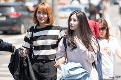 Yuha and Xiyeon