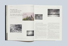 »Das Wetter« Magazine for Music and Literatur Issue 9 on Behance
