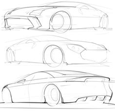 Trying to use my iPad to draw cars Car Design Sketch, Car Sketch, Design Transport, Design Autos, Cool Car Drawings, Industrial Design Sketch, Car Illustration, Transportation Design, Automotive Design
