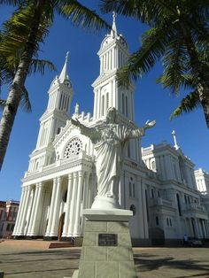 Catedral São João Batista, Rio do Sul, Santa Catarina, Brasil