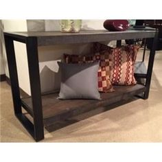Wessington Sofa Table #UrbanLoft