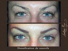 Densification sourcils dermopigmentation Tarn Albi 81