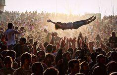 Imagine the feeling #crowds