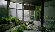 THE KONBINI SERIES - in his pictures Photographer Thomas Jorion captures human catastrophes in Japan