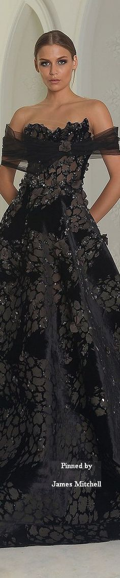 Abed Mahfouz Couture Collection Fall-winter 2014-2015       jαɢlαdy
