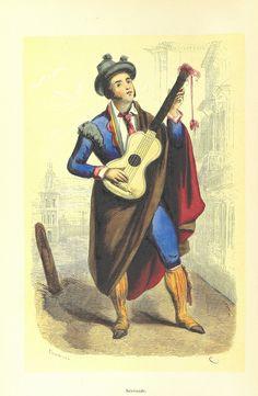 Image taken from page 440 of 'L'Espagne pittoresque, artistique et monumeatale. Mœurs, usages et costumes, par MM. M. de Cuendias et V. de F...