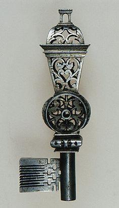 Masterpiece key Date: second half 17th century Culture: French Medium: Iron, steel
