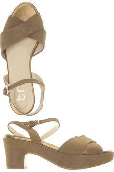 Gabor Ballerinas, flache Pumps, gr 8, gold Kleiderkreisel