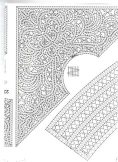 VK is the largest European social network with more than 100 million active users. Bobbin Lace Patterns, Lacemaking, Point Lace, Crochet Shawl, String Art, Lace Tops, Sewing, Knitting, Letters
