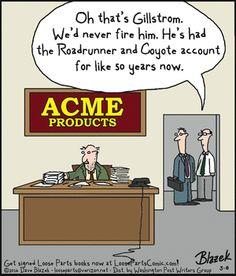 Loose Parts Comic Strip, March 08, 2016 on GoComics.com