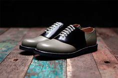 Regal Two-Tone Saddle Shoe | HYPEBEAST