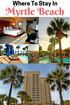 Where To Stay In Myrtle Beach