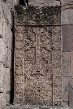 Khatchkar Armenian Cross, c. 1290.