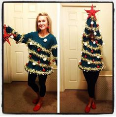 Ugly Christmas Sweaters | Best DIY Christmas Projects You Should Make This Year