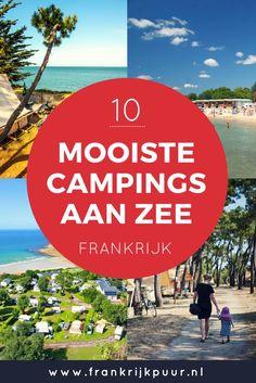 De 10 mooiste campings aan zee in Frankrijk - Tips van Frankrijk Puur