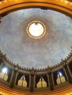 Dome Interior - Morgan Jury