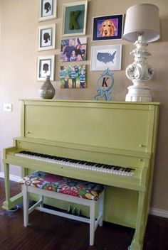 Saved by Suzy: The Painted Piano